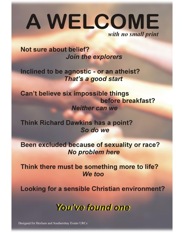 Church Welcome Address Poem Pictures to Pin on Pinterest ...